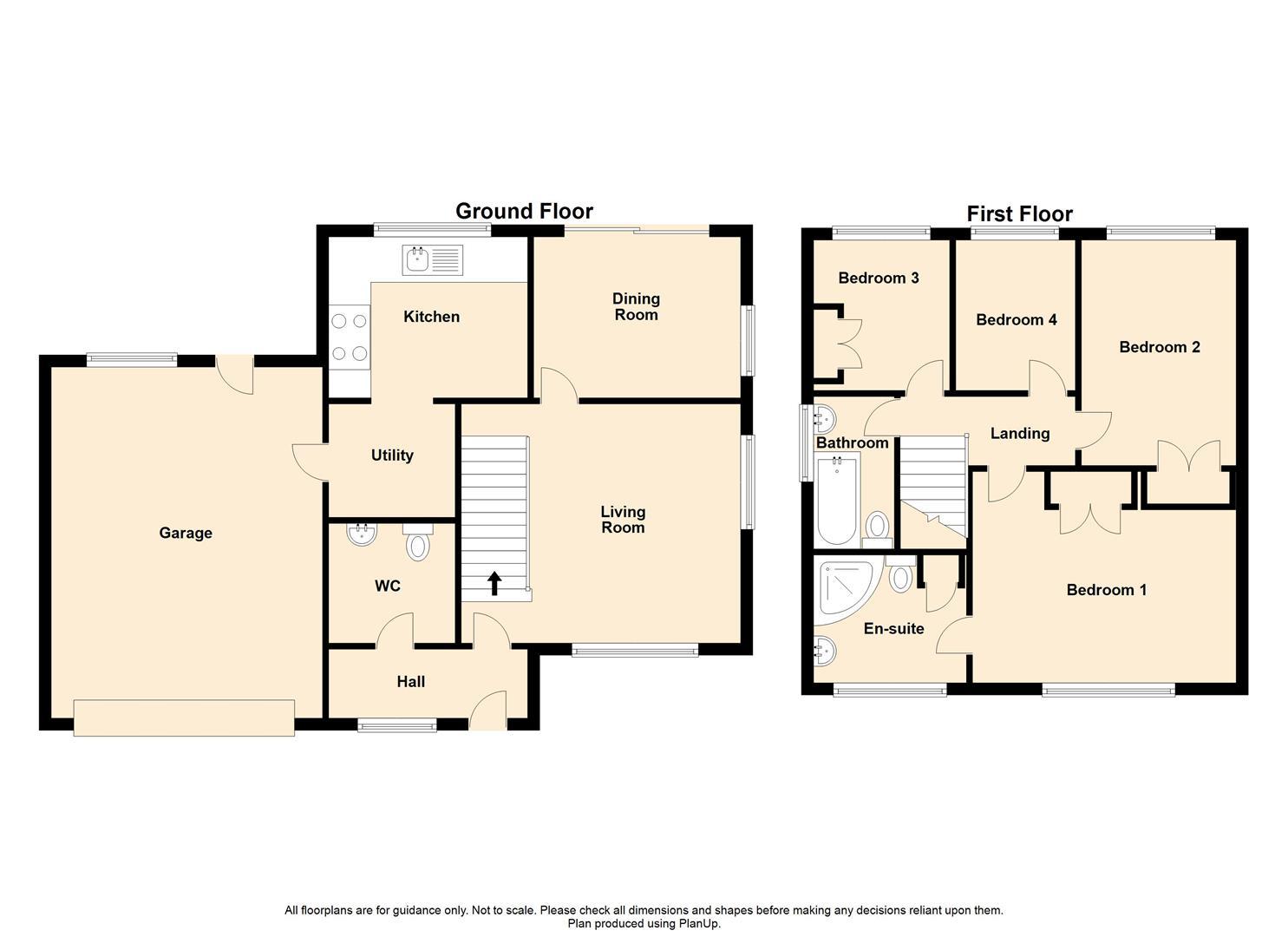 4 Bedroom Detached House For Sale - 6 Stables Close.jpg